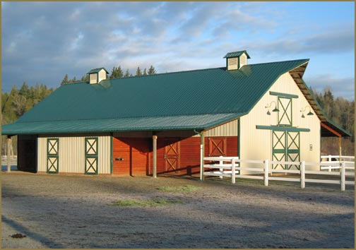 Accessory Buildings, Barns, Garages